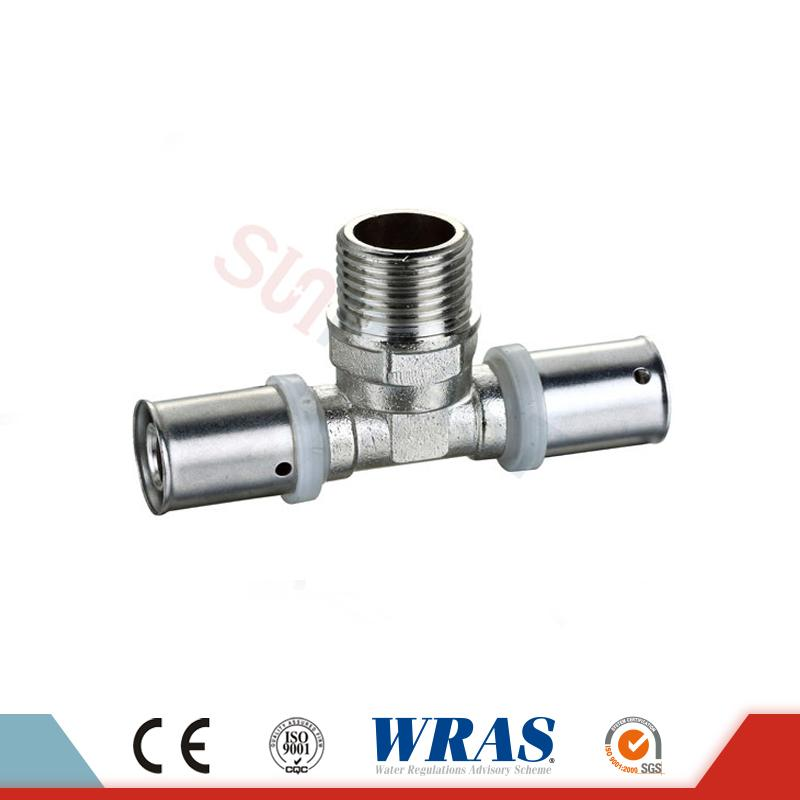 Male enim Pex Press aes T-al-pipe Pex multilayer